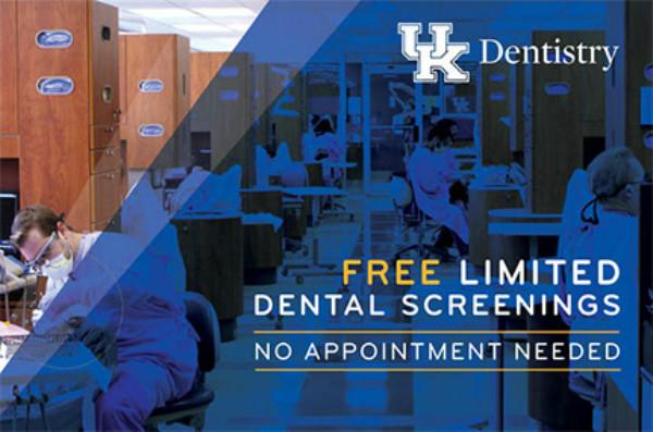 UK Dental Screening