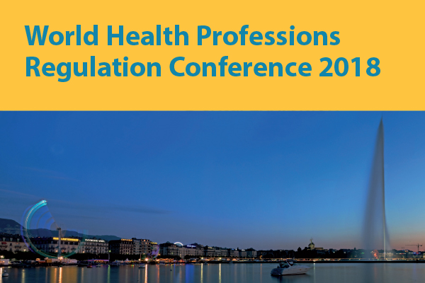 World Health Professionals Conference Banner