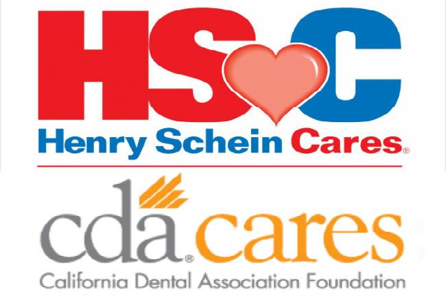 Henry Schein CDA Cares Banner