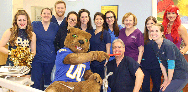 Pitt Dental Give Kids A Smile Day