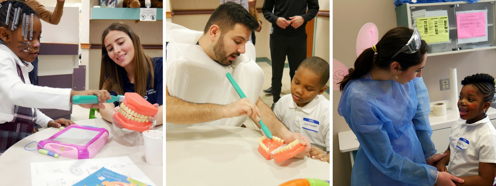 University of Illinois Chicago Give Kids A Smile Day